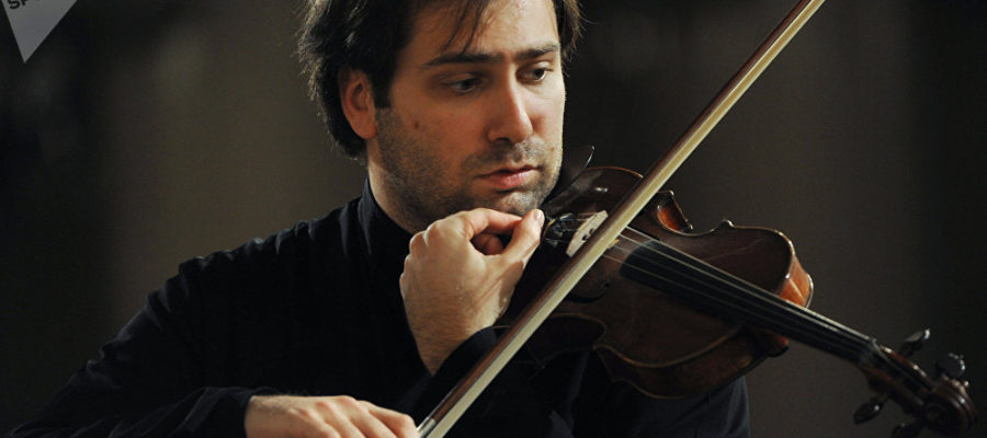 երազահան ջութակ նվագել