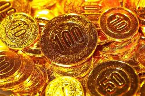երազահան ոսկե դրամ