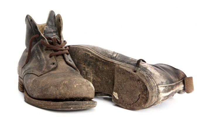 Երազահան Հին Կոշիկներ