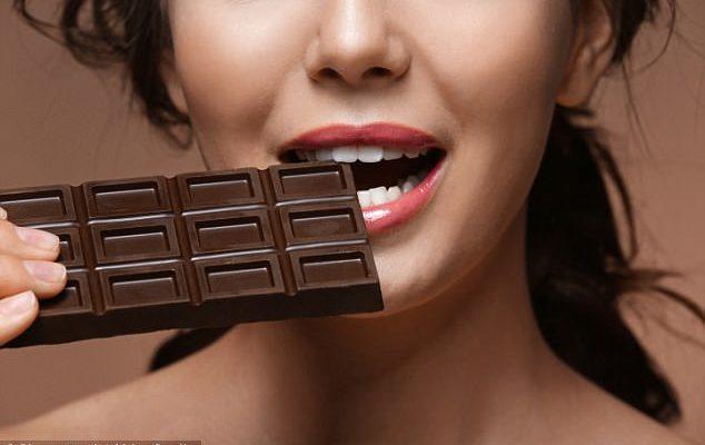 երազահան Շոկոլադ Ուտել