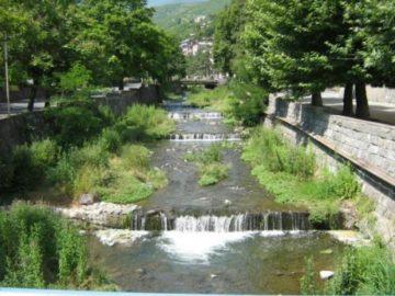 կողմդ հոսող գետ