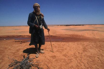երազահան Անապատում Ապրել